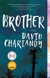 Book cover of Brother by David Chariandy